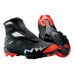 Zapatillas Northwave Celsius 2 GTX MTB negro rojo